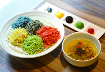 2012年 限定麺の画像