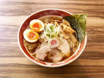 【東京駅店】中華そばの麺が新しくなりました!の画像