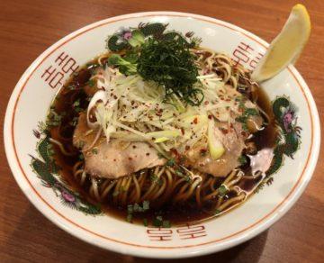 【京橋】冷やし肉ソバ、はじまりました!の画像