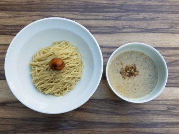 【本店】栗と芋の濃厚つけ麺開始!の画像