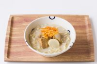 Deep-Fried Tofu Soba (Real Flavour)