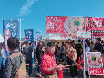 [ NEWS ] 広島催事での出店で3日間で4800杯、食べていただきました!の画像