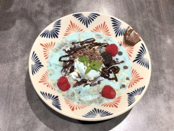 [ 取材 ] ロケットニュース24にて SORANOIRO本店の限定麺「チョコミントラーメン」が特集されました。の画像